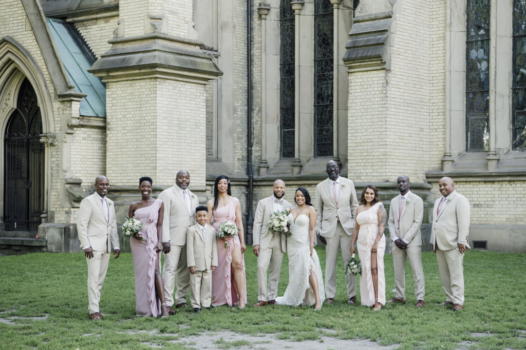 modern wedding photography downtown Toronto knorthphotography