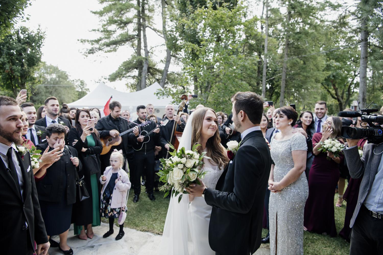 a grandiose Croatian wedding celebration. Oakville. knorthphotography